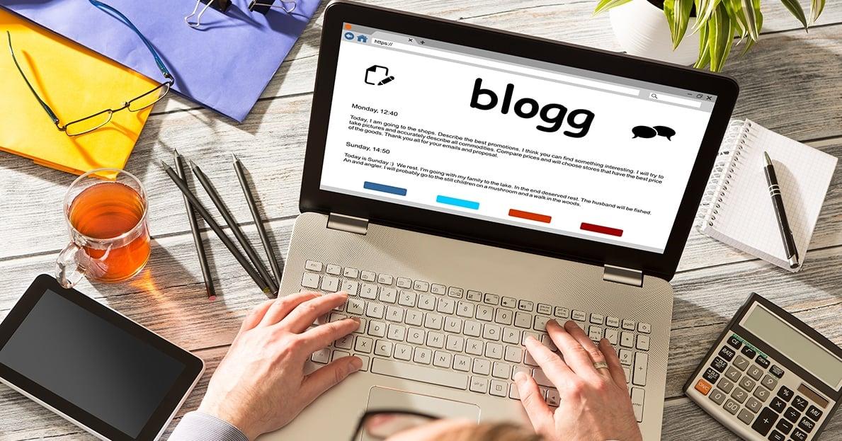 Hvordan blogging gir leads