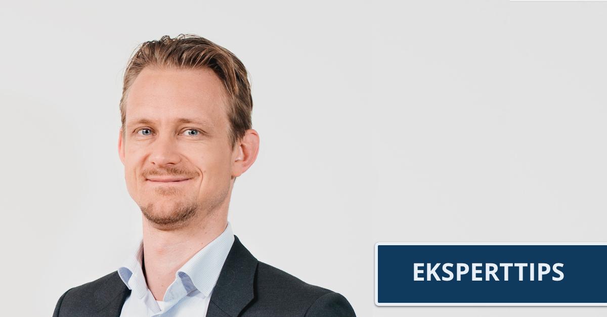 Advokat Vebjorn Søndersrød om GDPR