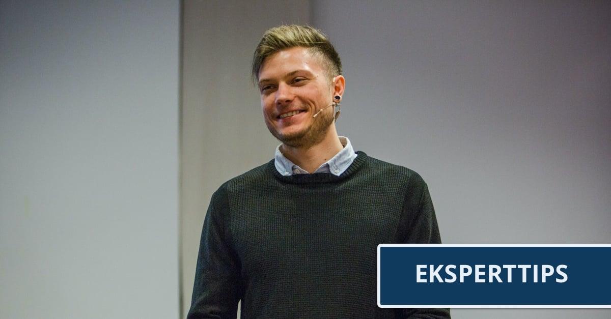 Christoffer Bertilssons Linkedin-tips