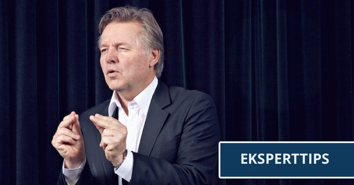 Eksperttips fra Nils Petter Nordskar