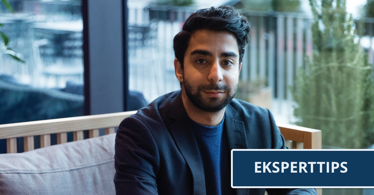 Facebook-strategi med Takin Kroop