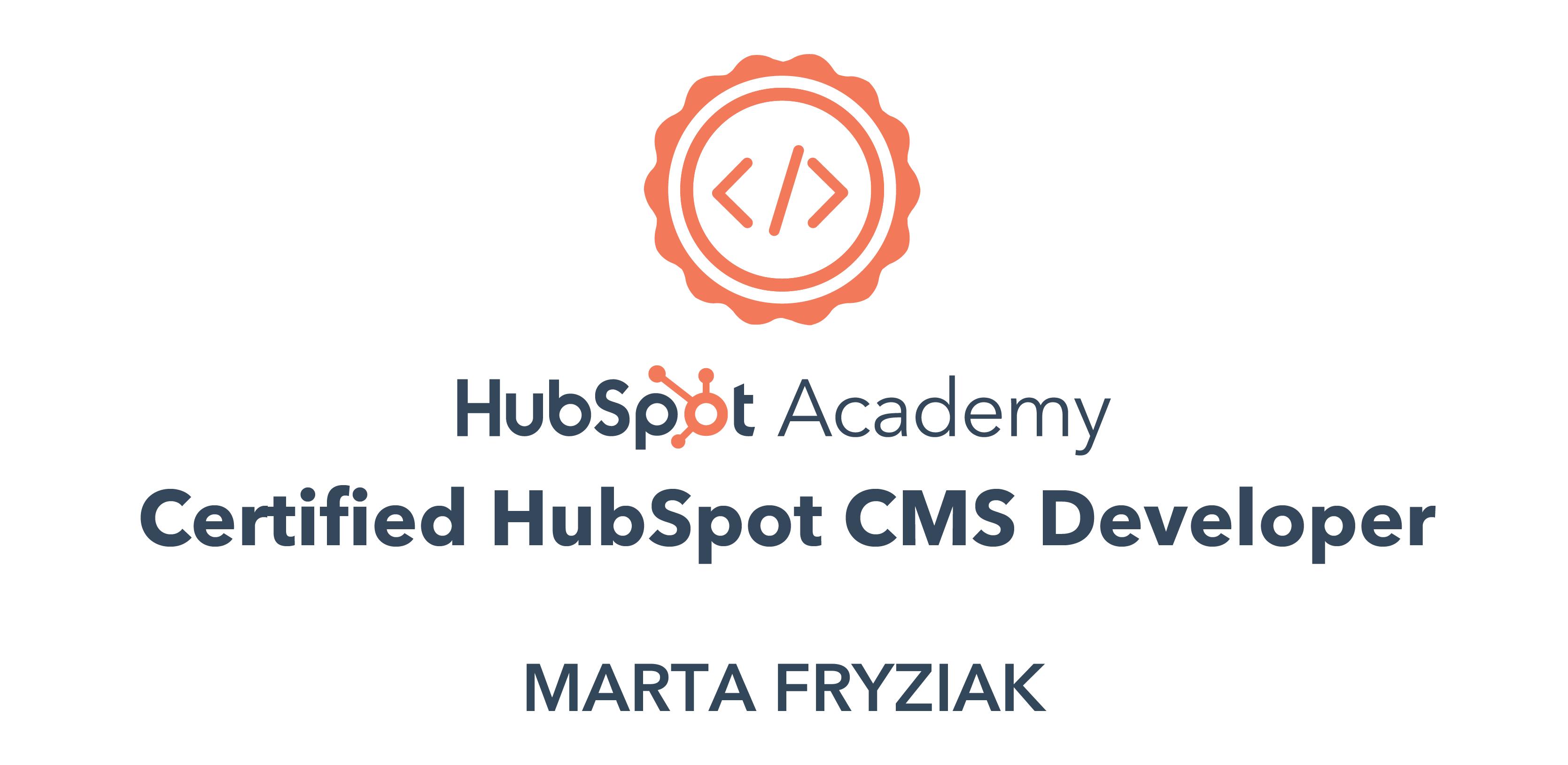 hubspot-developer-marta